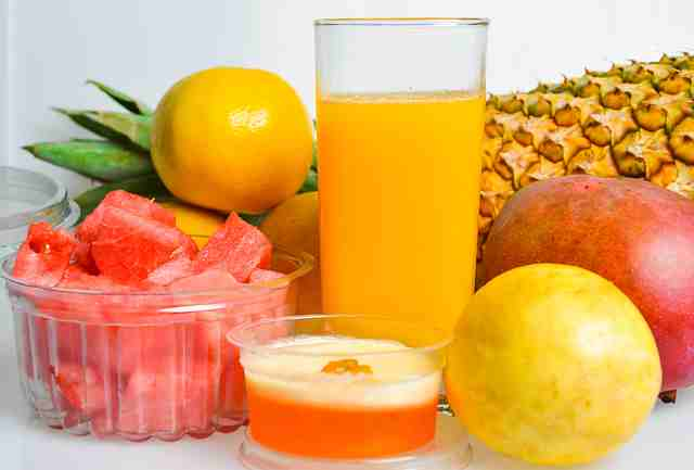 healthy fruit juices healthy fruits for heart