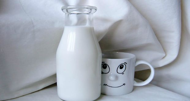 Milk contains enzymes that can help you to relax and sleep better.