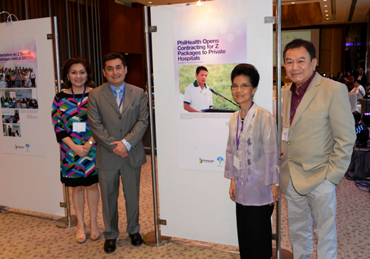 Members' Z benefit experiences highlighted in exhibit