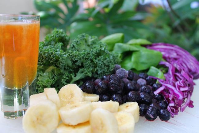 vegetable-juicing