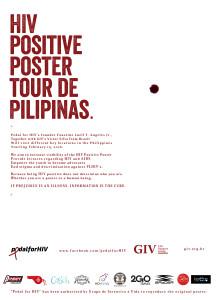 Tour de HIV (Poster)