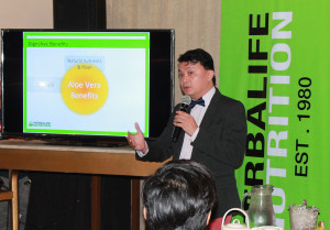 Dr. Francis Samonte, Nutrition Advisory Board Member