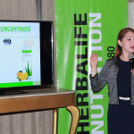 Marie-Seguismundo, Herbalife-Marketing-Manager
