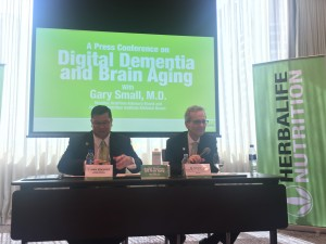 Dr Gary Small: Digital Dementia