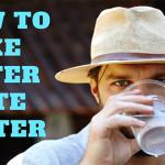 how-to-make-water-taste-better