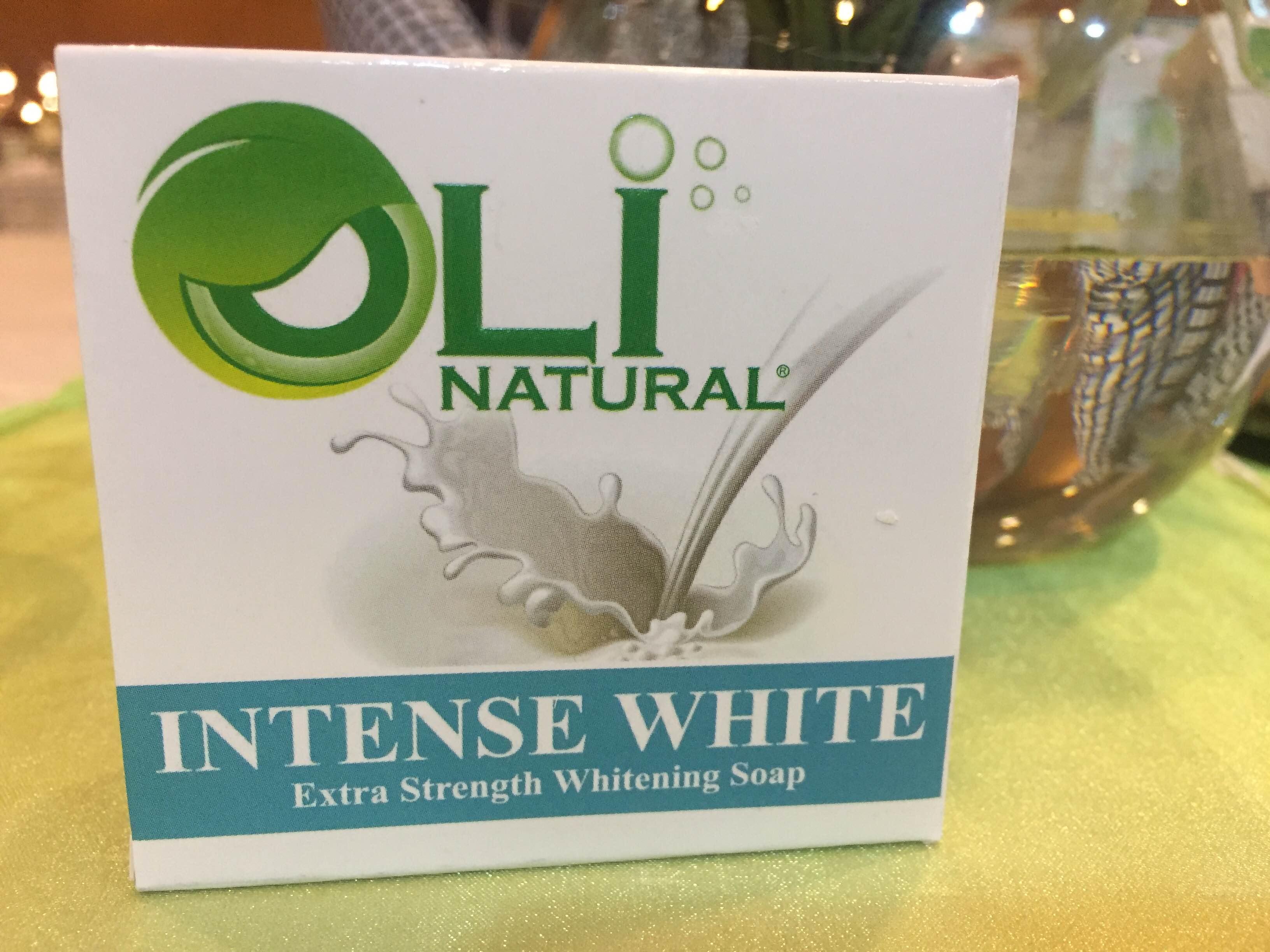 Oli Intense White