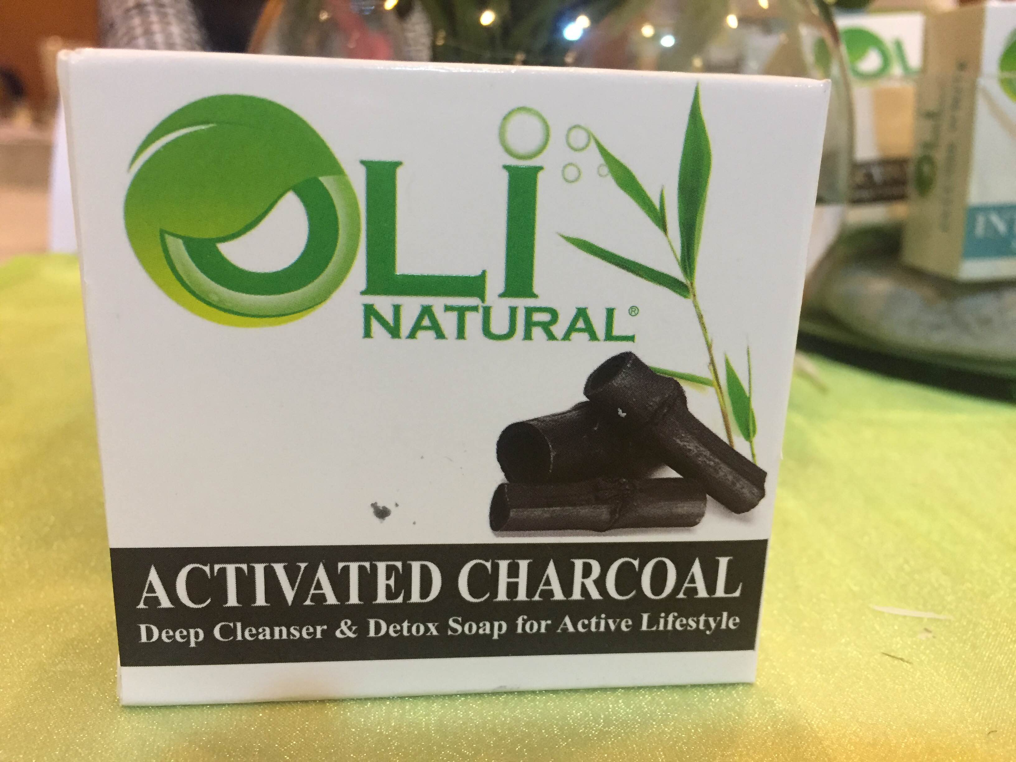 Oli Activated Charcoal