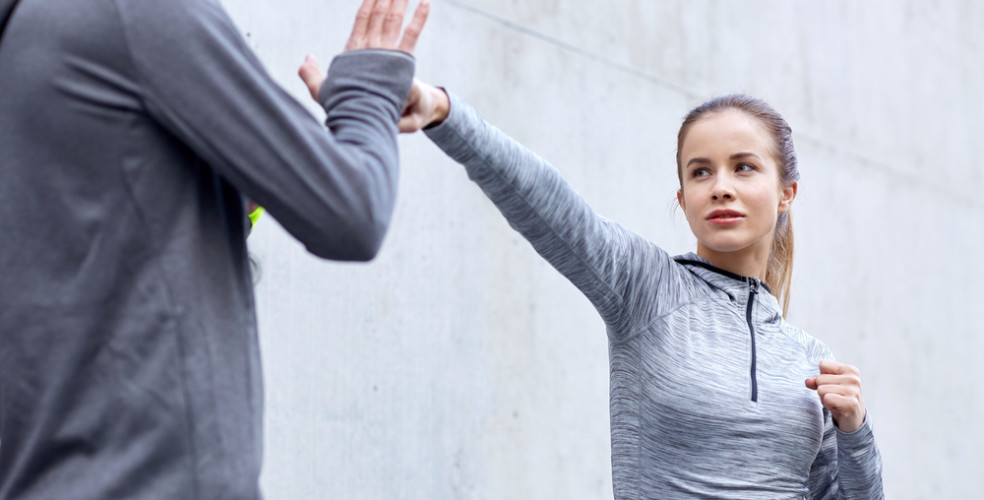 self-defense techniques for women, self-defense techniques