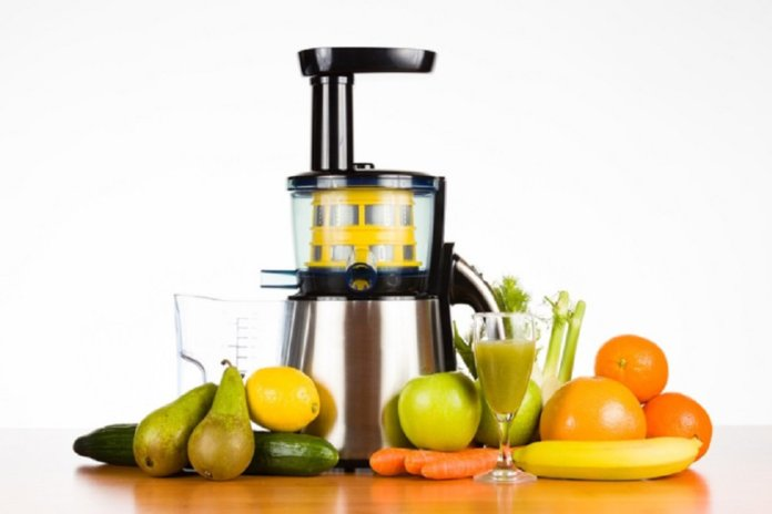 juicing machines commercial
