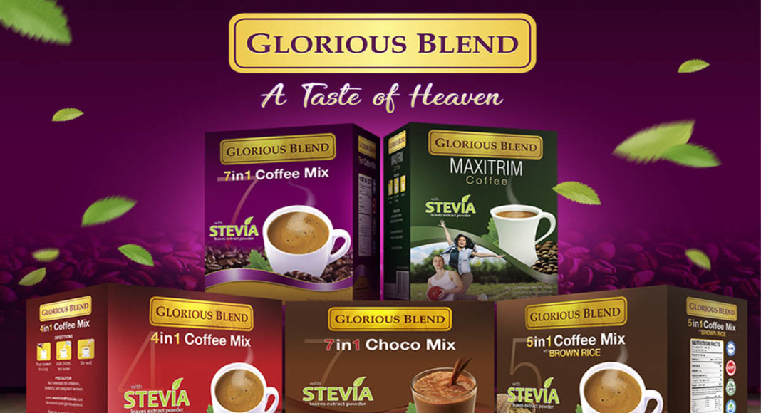 Glorious Blend Coffee - Vigorbuddy