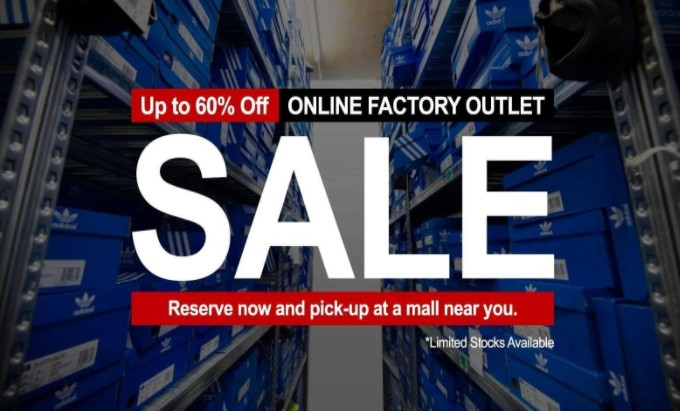 ONLINE Factory Outlet to Open with a 3-DAY Sale! 2020 - Vigor Buddy
