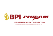 BPI-Philam 2019 Logo red