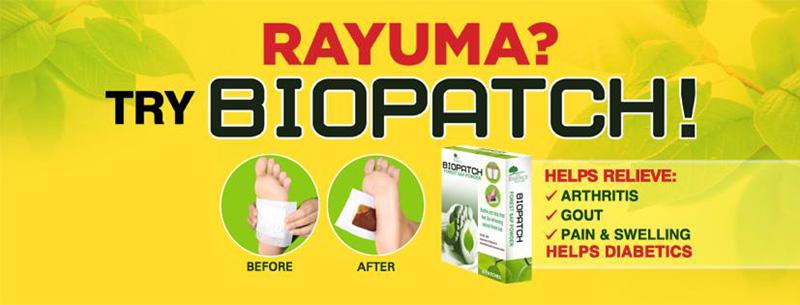 Biopatch Rayuma