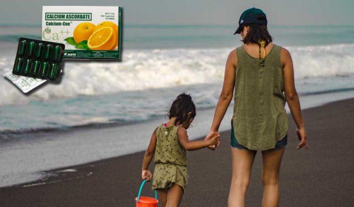 Calcium Cee - Calcium Ascorbate gets rid of the acidity of pure Vitamin C
