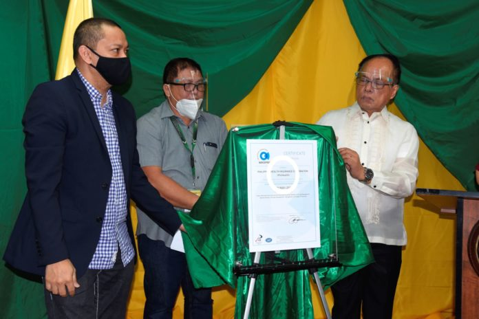 PhilHealth sustains ISO 9001:2015 certification