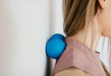 limited range of motion on shoulder