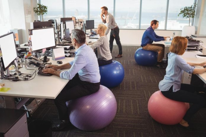 Exercise Ball Chair: Pros and Cons